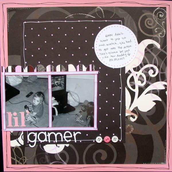 Lil' Gamer