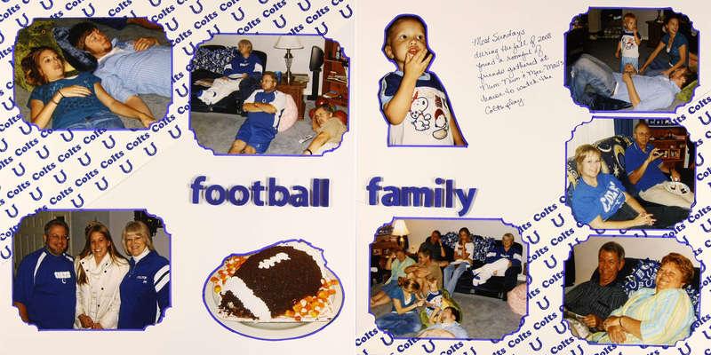 Football Family 2008