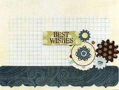 Nov Card 1 - Best Wishes