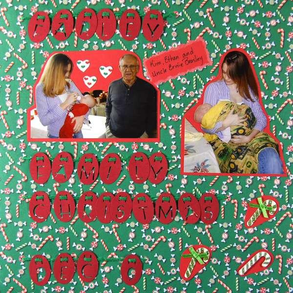 Farley Family Christmas - Pg 1