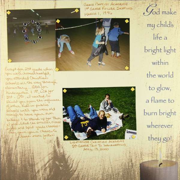 God Make... (page 1)