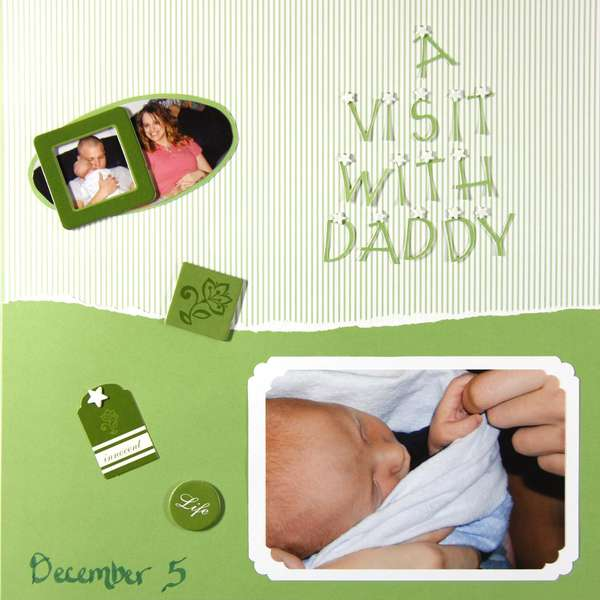 A Visit with Daddy