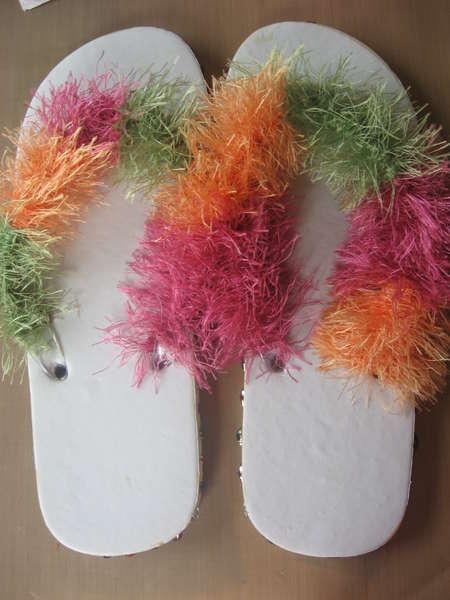 Flip flops for Flip Flop Swap
