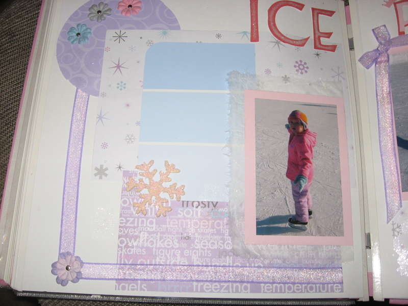 Ice Princess Layout