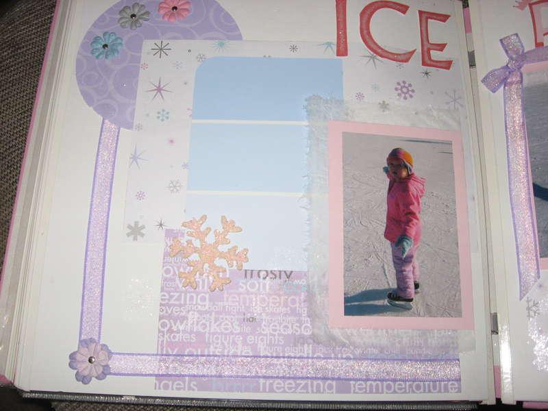 Ice Princess Layout