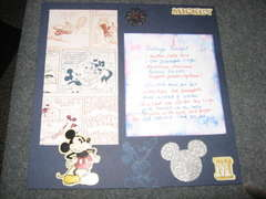 8x8 Disney Recipe swap