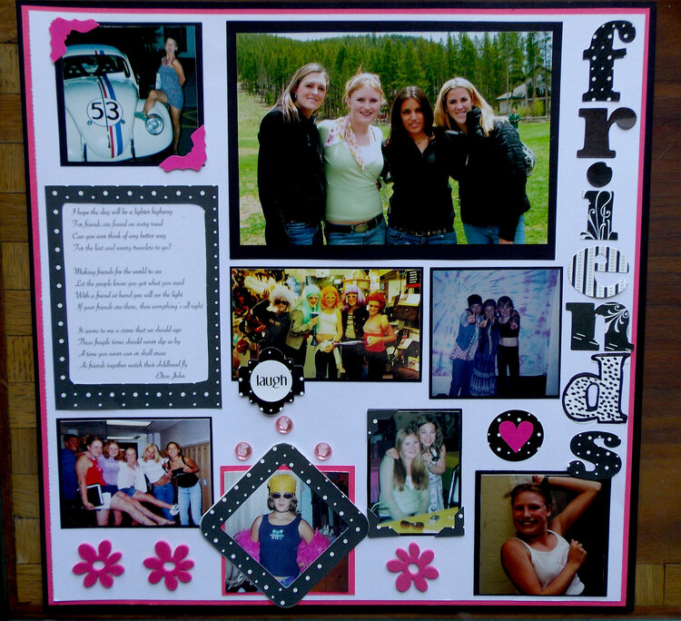 Friends page 1