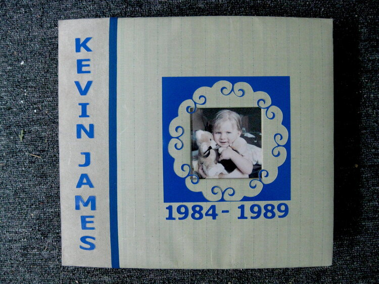 kevin's album after embellishing