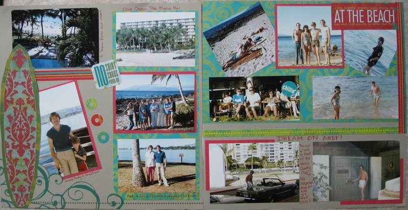 Maui Reunion page 2 and 3
