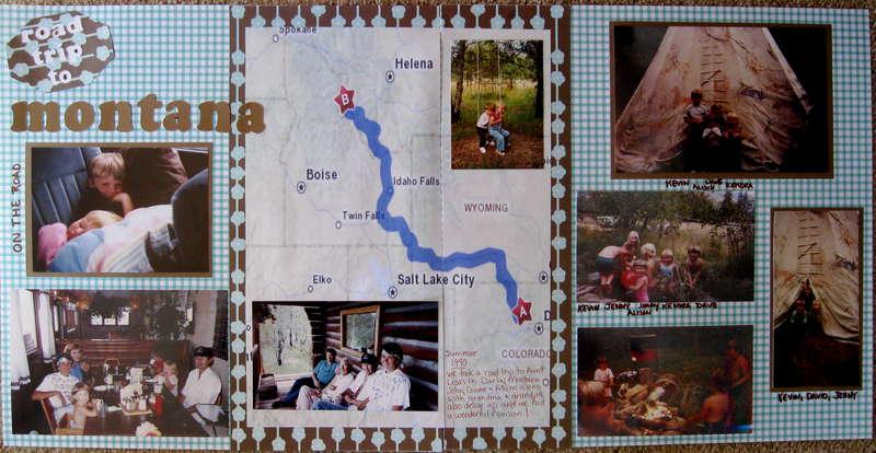 Road trip to Montana