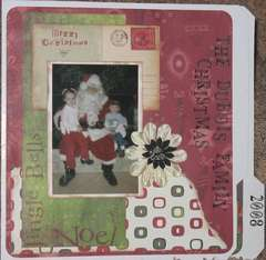 Christmas Folder