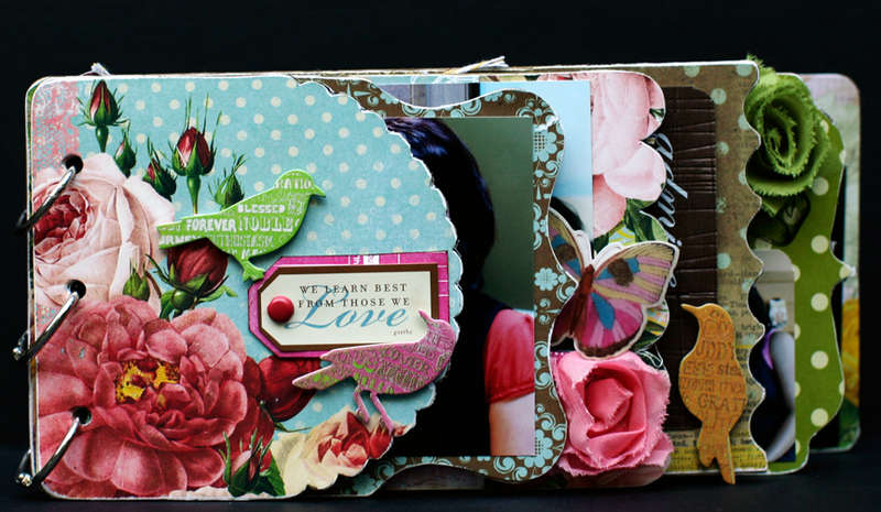 We Learn...***Clear Scraps & Pink Paislee****