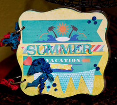 Summer Mini /Album *Clear Scraps*