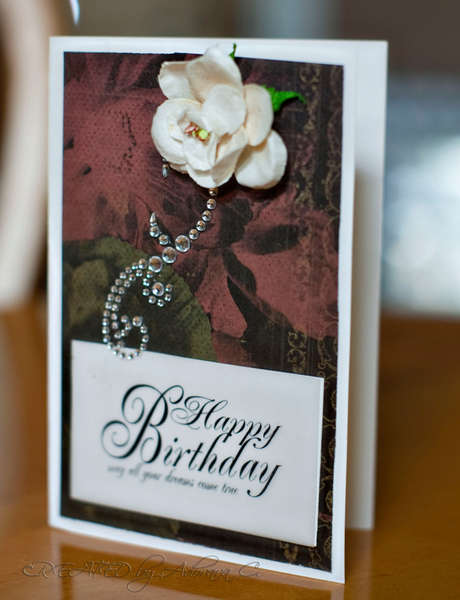 Happy Birthday Card **Quick Quotes**