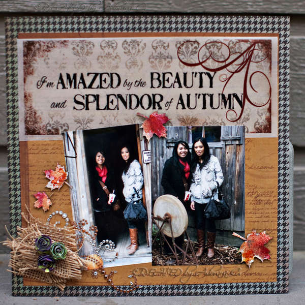 Splendor of Autumn
