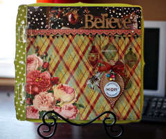 Believe **Clear Scraps**