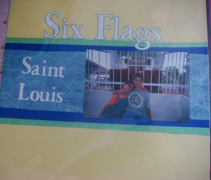 Six Flags Saint Louis