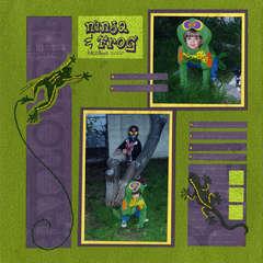 Ninja & Frog