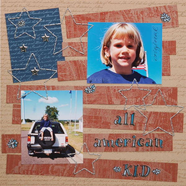 All America Kid