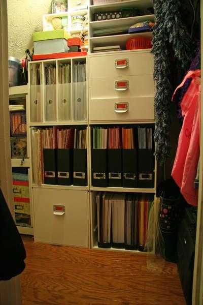 Scrap Closet