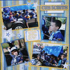 Cub Scouts-stars