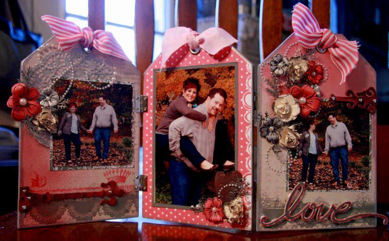 Love-Valentine frame