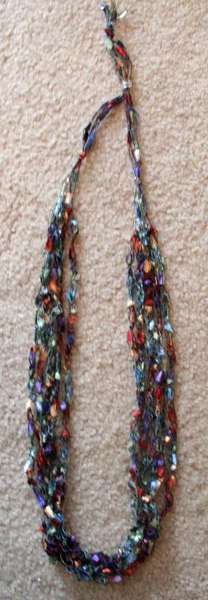 Ladder yarn earring pattern - DDns-Dvr.CoM