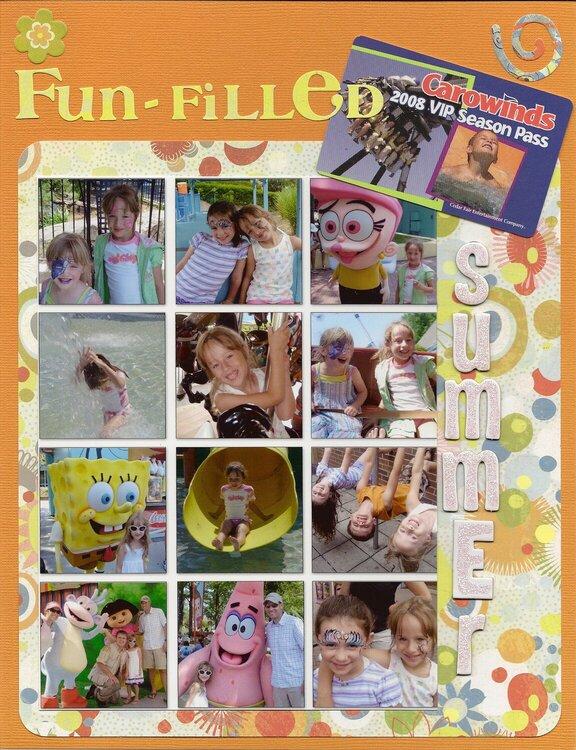 Fun Filled Summer 08