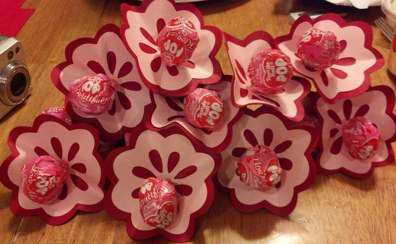 Valentine's Pops