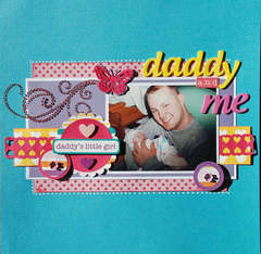 Daddy and Me-Mackenzie