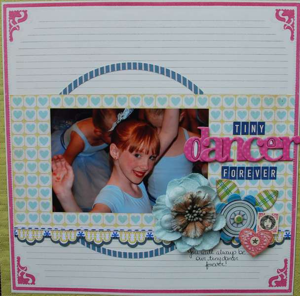 Tiny Dancer forever
