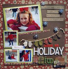 A Lot of Holiday fun!