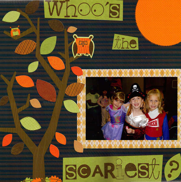 Whoo's The Scariest?