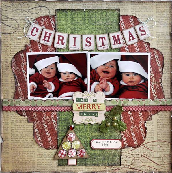 Christmas: It's a Merry Thing ~MME/Noel Mignon~