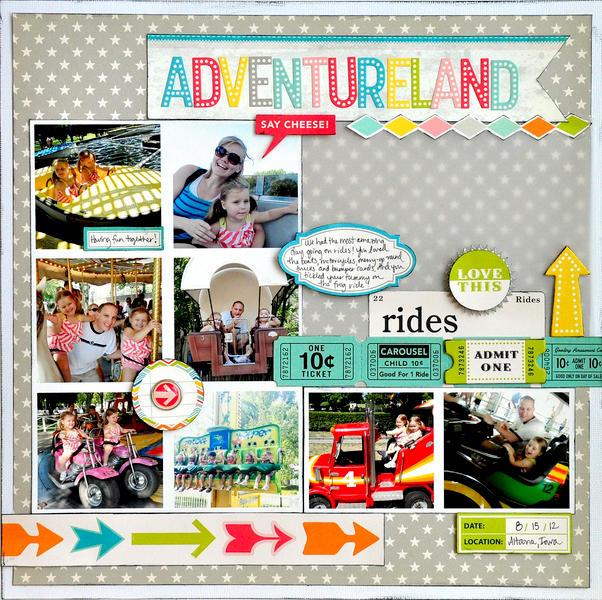 Adventureland ~October Afternoon~