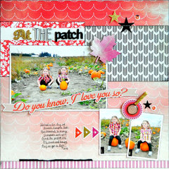 At the Patch ~Carta Bella~