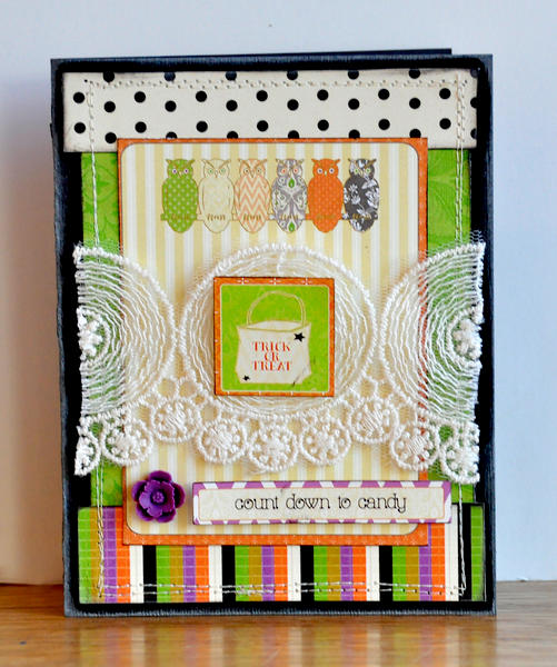 Count down to candy card ~Webster's Pages~