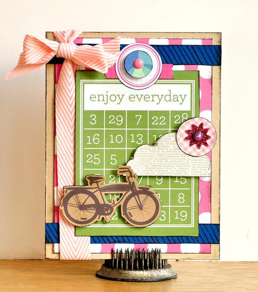Enjoy Everyday ~NEW Simple Stories~