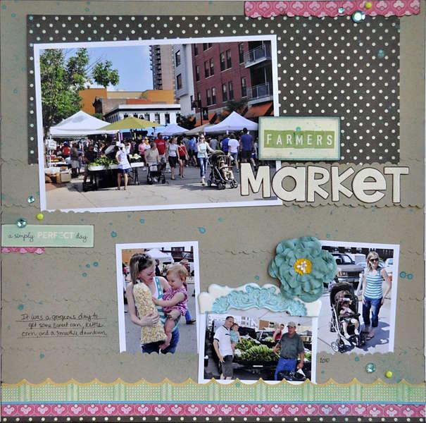 Farmer's Market ~Midnight Rooster September Kit~