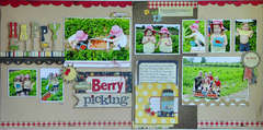 Happy Berry Picking! ~Simple Stories~