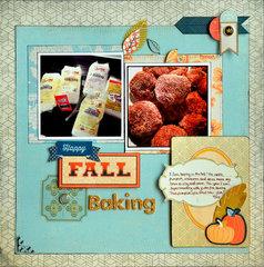 Happy Fall Baking