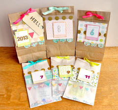 New Year's Eve Count Down Bags