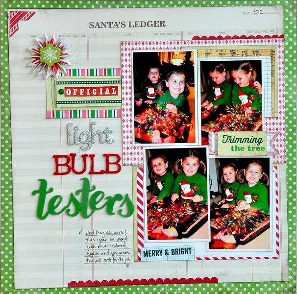 Official Light Bulb Testers ~Elle's Studio~
