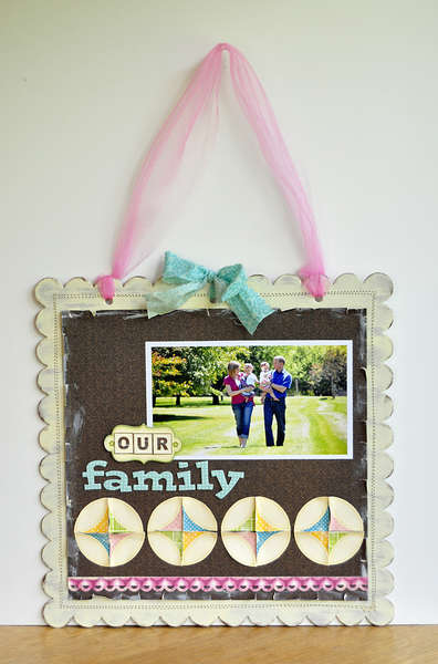Our Family home decor ~Midnight Rooster July Kit~