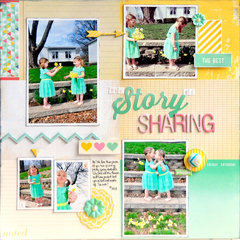 The Story of Sharing ~American Crafts