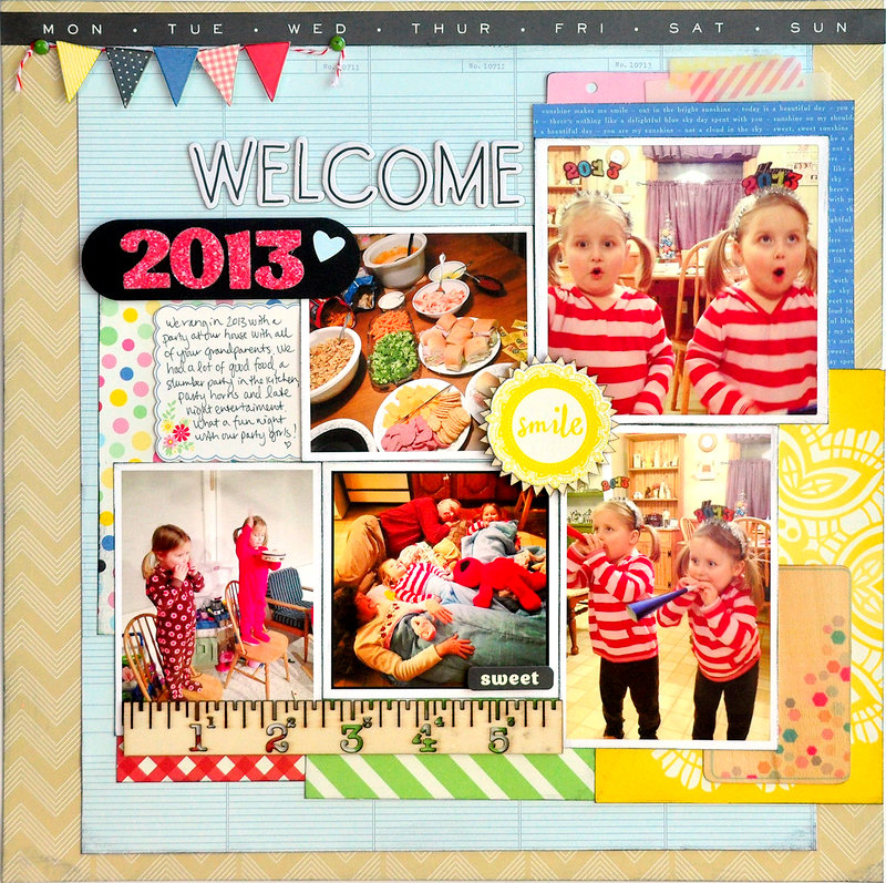 Welcome 2013 ~American Crafts~