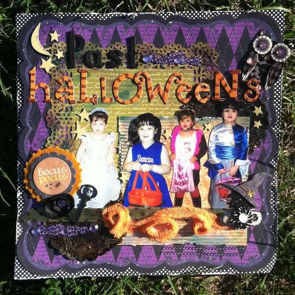 Past Halloweens