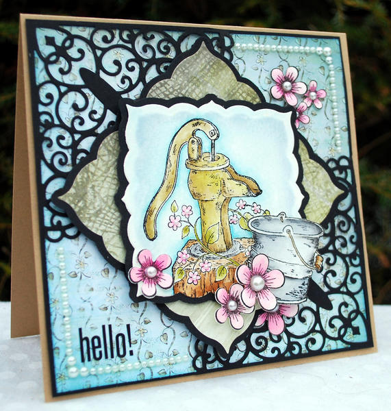 Hello! ~ Heartfelt Creations ~