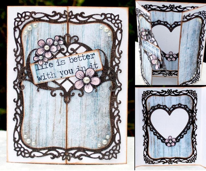 Life is better with YOU in it ~ Heartfelt Creations ~