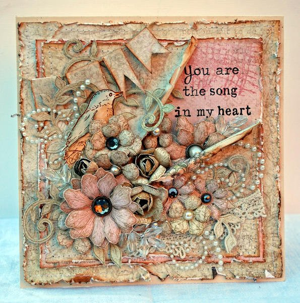 You are the song ~ Heartfelt Creations ~